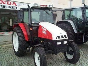 tracteur Steyr M 968