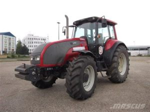 tracteur Valtra T160
