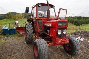 tracteur Volvo 2200
