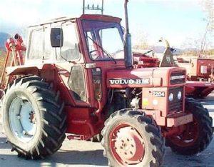 tracteur Volvo 2204