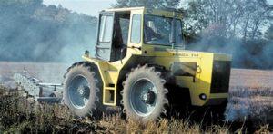 tracteur Volvo PARCA 714