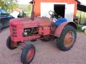 tracteur Volvo T21