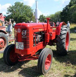 tracteur Volvo T55