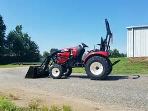 tracteur Yanmar 324