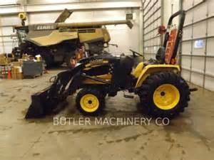 tracteur Yanmar EX3200