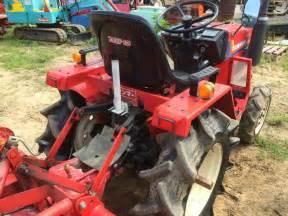 tracteur Yanmar F13D