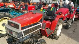tracteur Yanmar F155