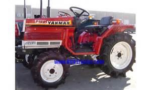 tracteur Yanmar F15D