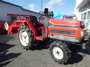 tracteur Yanmar F195