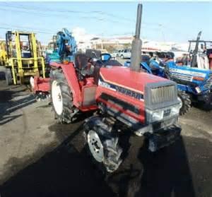 tracteur Yanmar F22D