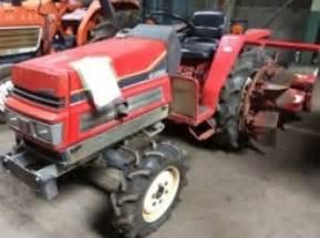 tracteur Yanmar F235