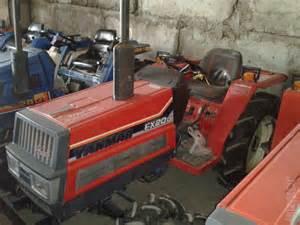 tracteur Yanmar FX20D