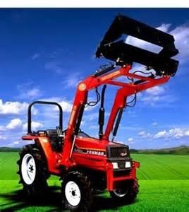 tracteur Yanmar FX22D