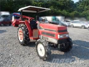tracteur Yanmar FX285