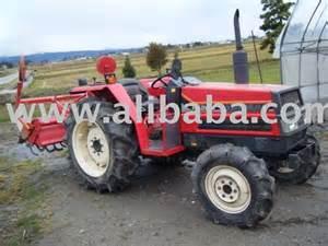 tracteur Yanmar FX28D