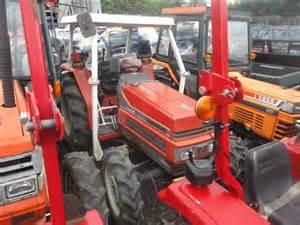 tracteur Yanmar FX435
