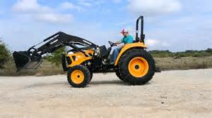 tracteur Yanmar LX4100