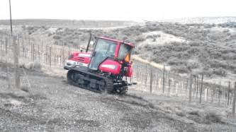 tracteur Yanmar T80