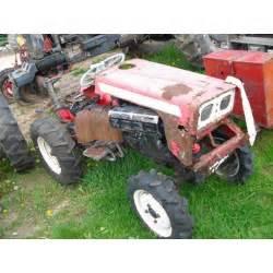 tracteur Yanmar YM1100