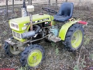 tracteur Yanmar YM135
