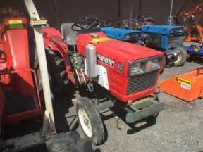 tracteur Yanmar YM1602