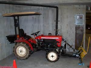 tracteur Yanmar YM165
