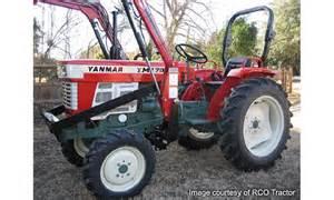 tracteur Yanmar YM1700D