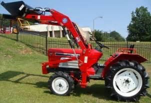 tracteur Yanmar YM1720