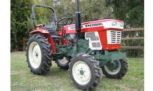 tracteur Yanmar YM2000D