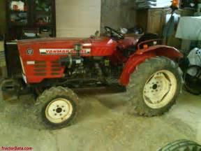 tracteur Yanmar YM276