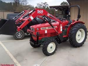 tracteur Yanmar YM2820