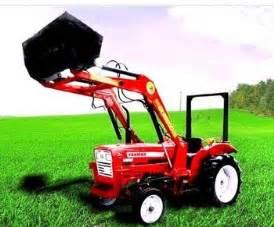 tracteur Yanmar YM4300