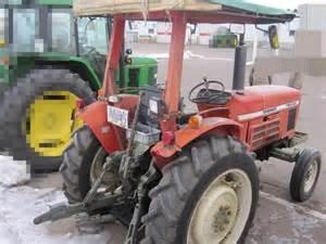 tracteur Yanmar YM5000