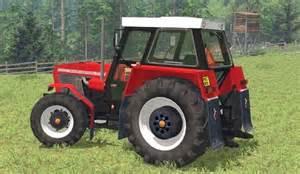 tracteur Zetor 12145
