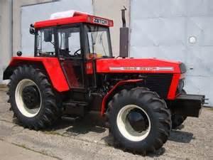 tracteur Zetor 12211