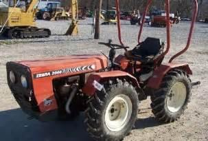 tracteur Zetor 2040