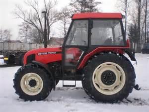 tracteur Zetor 3320