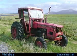 tracteur Zetor 6711