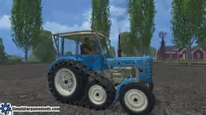 tracteur Zetor 6911