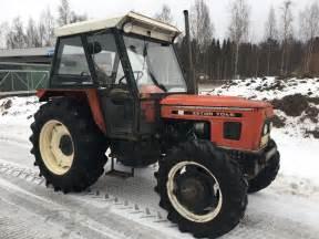 tracteur Zetor 7045