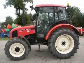 tracteur Zetor 8421