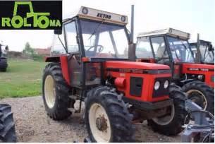 tracteur Zetor 9020