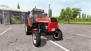 tracteur Zetor 9640