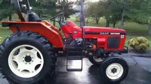 tracteur Zetor 9741