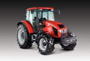 tracteur Zetor FORTERRA 105