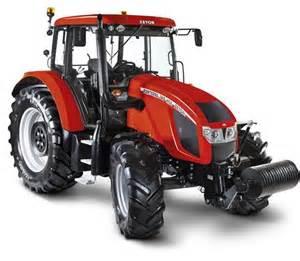 tracteur Zetor FORTERRA 120