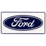 logo tracteur Ford - Ford