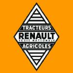 logo tracteur Renault - Renault