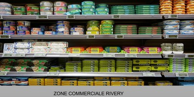 ZONE COMMERCIALE RIVERY