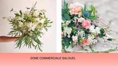 ZONE COMMERCIALE SALOUEL